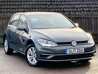 2017 VOLKSWAGEN GOLF 1.4 SE NAVIGATION TSI BLUEMOTION TECHNOLOGY DSG 5d 124 BHP £13695.00