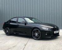2012 BMW 3 SERIES 2.0 320D EFFICIENTDYNAMICS 4d 161 BHP £6250.00