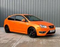 2006 FORD FOCUS 2.5 ST-3 3d 225 BHP £4350.00