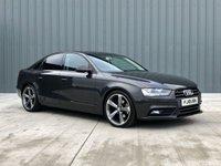 2013 AUDI A4 2.0 TDI SE TECHNIK 4d 134 BHP £6850.00