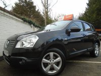 USED 2009 59 NISSAN QASHQAI 1.6 ACENTA 5d 113 BHP GUARANTEED TO BEAT ANY 'WE BUY ANY CAR' VALUATION ON YOUR PART EXCHANGE