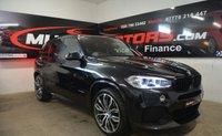 2015 BMW X5 3.0 XDRIVE30D M SPORT 5DOOR 255 BHP *M-PERFORMANCE KITTED* £26950.00