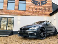 USED 2016 66 BMW 4 SERIES 3.0 430D M SPORT GRAN COUPE 4d AUTO 255 BHP