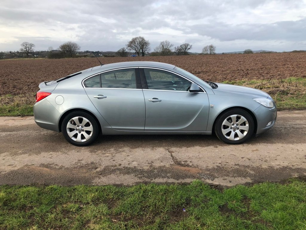 USED 2011 11 VAUXHALL INSIGNIA 2.0 SRI CDTI GOOD OR BAD CREDIT CAR FINANCE BROMSGROVE