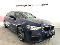 USED 2017 67 BMW 5 SERIES 2.0 520D M SPORT 4d 188 BHP