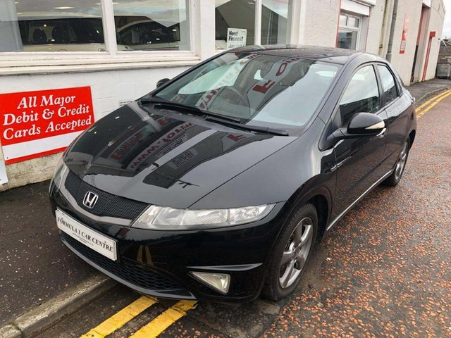 USED 2009 59 HONDA CIVIC 1.4 i-VTEC Si 5dr 1.4 si low running costs