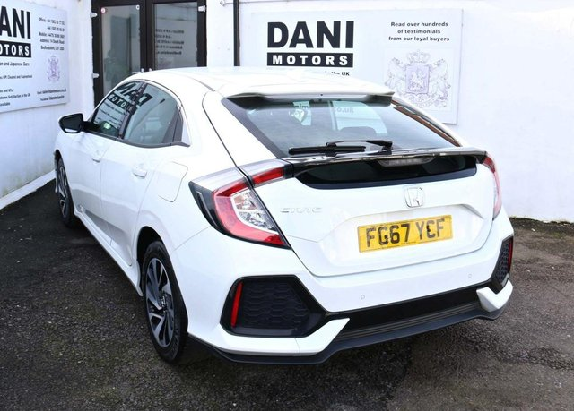 HONDA CIVIC at Dani Motors
