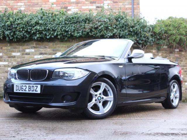 2012 62 BMW 1 SERIES 2.0 118d Exclusive Edition 2dr