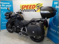 USED 2012 12 TRIUMPH TIGER EXPLORER 1215