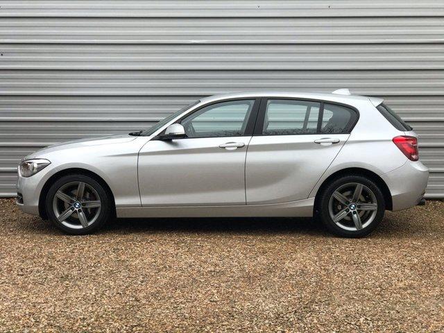 USED 2015 15 BMW 1 SERIES 2.0 120D SPORT 5d 181 BHP 188BHP 8 Speed Auto +Nav