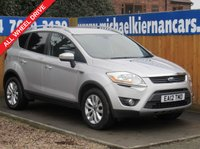 2012 FORD KUGA 2.0 TITANIUM TDCI AWD 5d 163 BHP £7495.00