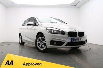 2015 BMW 2 SERIES 1.5 216D SE ACTIVE TOURER 5d 114 BHP £10395.00