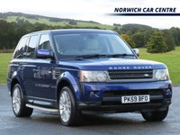 2009 LAND ROVER RANGE ROVER SPORT 3.0 TDV6 HSE 5d 245 BHP SOLD
