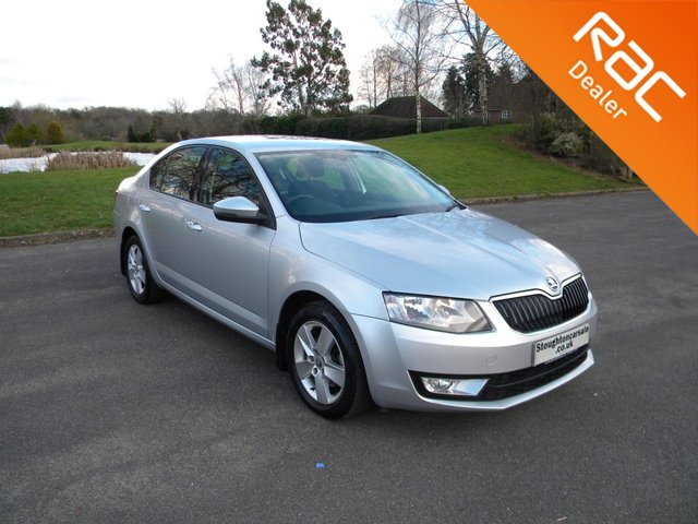 USED 2014 V SKODA OCTAVIA 1.4 SE TSI 5d 139 BHP BY APPOINTMENT ONLY - Low Mileage, Alloy Wheels, AUX & USB Input, Air Con