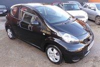 2009 TOYOTA AYGO 1.0 BLACK VVT-I 3d 67 BHP £3190.00