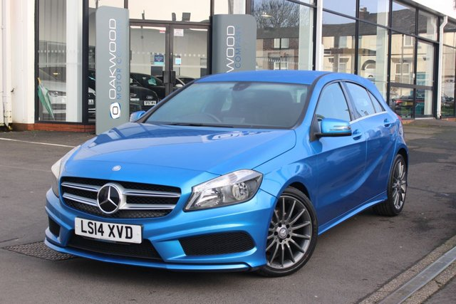 USED 2014 14 MERCEDES-BENZ A-CLASS 1.8 A200 CDI AMG Sport 7G-DCT 5dr