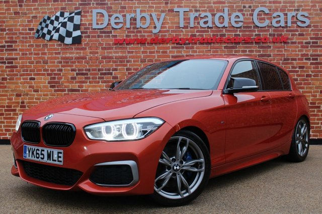 BMW 1 SERIES at Derby Trade Cars