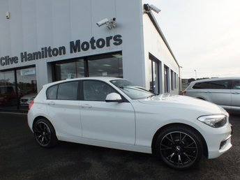 2018 BMW 1 SERIES 2.0 118D SE 5d 147 BHP £13745.00