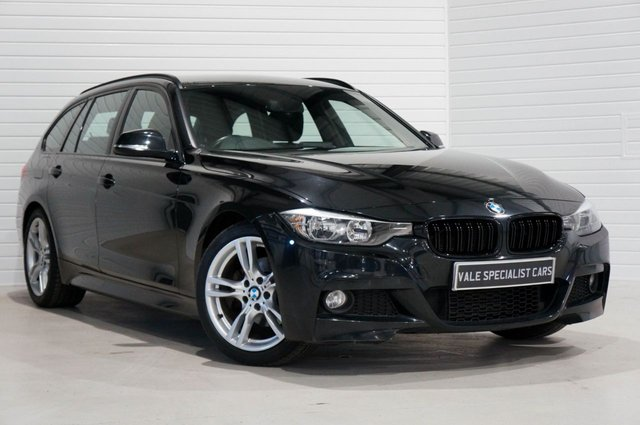 2013 13 BMW 3 SERIES 2.0 320D M SPORT TOURING
