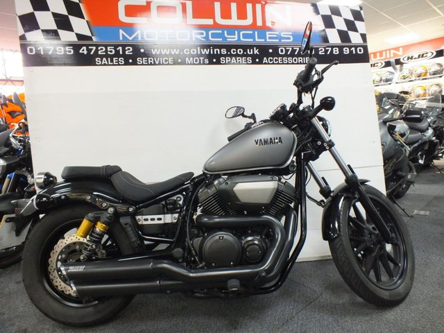 View our YAMAHA XV950