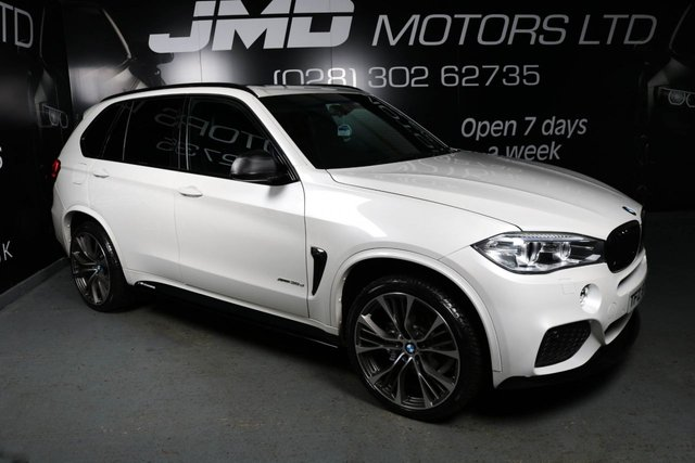 USED 2014 BMW X5 2014 BMW X5 XDRIVE30D M SPORT M PERFORMANCE KITTED 255 BHP 7 SEATS (FINANCE AND WARRANTY)