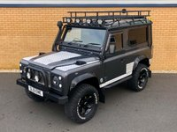 USED 2001 51 LAND ROVER DEFENDER 2.5L // 90 // TOMB RAIDER EDITION // 137 BHP // Px Swap RARE COLLECTORS PIECE ONLY 250 EVER MADE