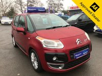 USED 2010 60 CITROEN C3 PICASSO 1.6 PICASSO VTR PLUS HDI  5d 90 BHP WITH ONLY 78000 MILES, GREAT SERVICE HISTORY AND ONLY 2 OWNERS Approved Cars are pleased to offer this great condition 2010 Citroen C3 Picasso VTR Plus HDI in red with 78000 miles. This ideal budget family car has been extremely well looked after and maintained and comes with a comprehensive service history. It is well equipped with full electric windows, rear Isofix, DAB radio, multi functional steering wheel and much much more. For more information or to book a test drive please call our sales team on 01622 871555