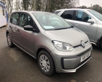 USED 2017 17 VOLKSWAGEN UP 1.0 TAKE UP BLUEMOTION TECHNOLOGY 5d 60 BHP ONLY 6K MILES,£0 ROAD TAX, HPI CLEAR