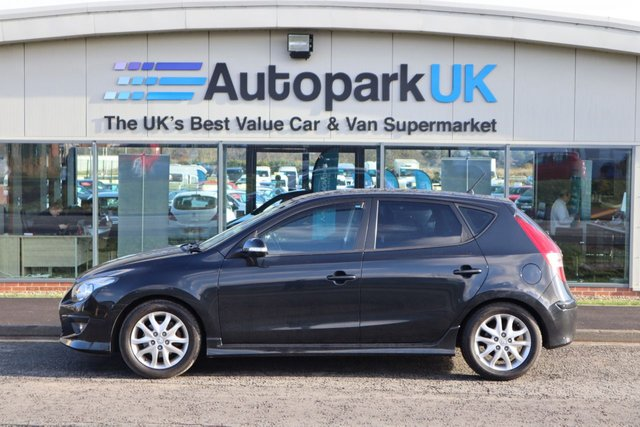 USED 2010 10 HYUNDAI I30 1.6 EDITION CRDI  5d 113 BHP LOW DEPOSIT OR NO DEPOSIT FINANCE AVAILABLE
