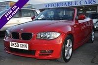 2009 BMW 1 SERIES 2.0 118I SPORT 2d 141 BHP £5495.00