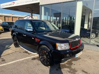 USED 2009 R LAND ROVER RANGE ROVER SPORT 3.6 TDV8 SPORT HSE 5d 269 BHP