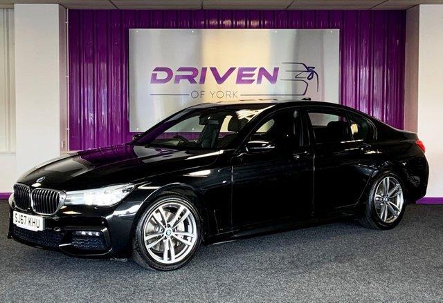 2017 67 BMW 7 SERIES 3.0 730D M SPORT 4d 261 BHP