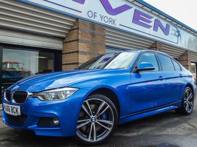2016 66 BMW 3 SERIES 3.0 335D XDRIVE M SPORT 4d 308 BHP