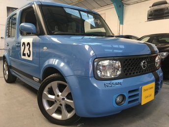 2007 NISSAN CUBE 1.5 Cube Automatic