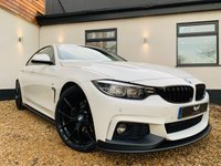 USED 2017 67 BMW 4 SERIES 3.0 430D M SPORT GRAN COUPE 4d AUTO 255 BHP