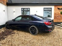 USED 2017 67 BMW 7 SERIES 3.0 730D 4d AUTO 261 BHP