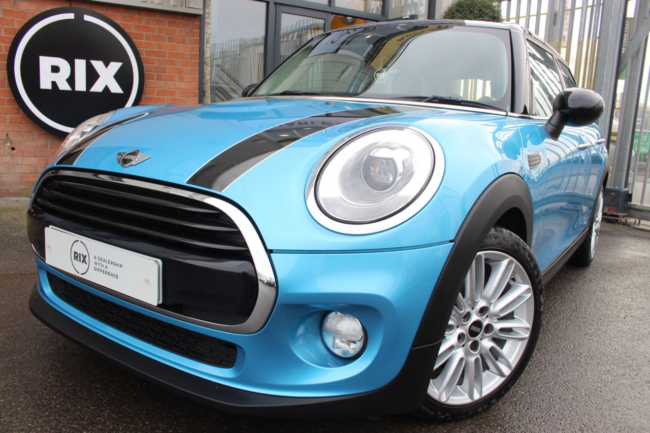 Used MINI HATCH COOPER for sale