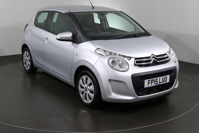2015 15 CITROEN C1 1.0 FEEL 5d 68 BHP ULEZ EXEMPT