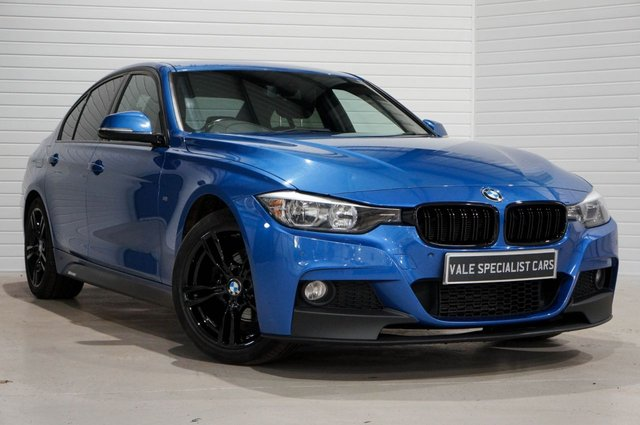 2015 15 BMW 3 SERIES 2.0 320D M SPORT (SAT NAV)