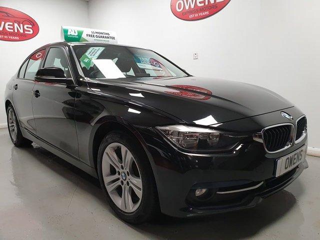 2015 65 BMW 3 SERIES 1.5 318I SPORT 4d 135 BHP