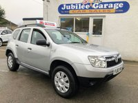 USED 2013 63 DACIA DUSTER 1.6 ACCESS 5d 105 BHP Two Keepers, Service history, 12 Months MOT, 4X4!