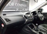 USED 2011 60 HYUNDAI IX35 2.0 PREMIUM CRDI 4WD  5d + PAN ROOF + 2 KEYS + LEATHER
