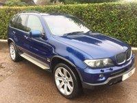 2006 BMW X5 3.0 D SPORT EDITION 5d 215 BHP £4475.00