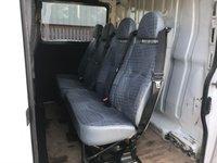 USED 2010 10 CITROEN RELAY 2.2 HDI 100PS SWB L1H1 ENTERPRISE S.E 7 SEAT KOMBI CREW VAN **NO VAT**