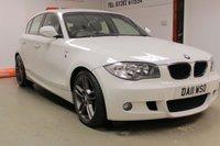 2011 BMW 1 SERIES 2.0 116D PERFORMANCE EDITION 5d 114 BHP £5795.00