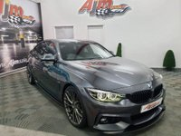 USED 2018 18 BMW 4 SERIES 3.0 430D M SPORT GRAN COUPE 4d 260 BHP