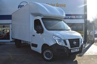 USED 2015 65 NISSAN NV400 2.3 DCI SE SHR C/C 125 BHP NO DEPOSIT FINANCE AVAILABLE