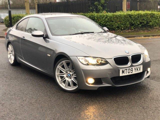 2009 09 BMW 3 SERIES 2.0 320D M SPORT 2d 175 BHP