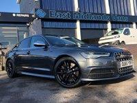 USED 2015 65 AUDI A6 4.0 V8 T S6 TFSI QUATTRO 4d AUTO 444 BHP