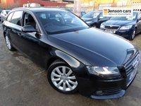 2010 AUDI A4 2.0 AVANT TDI SE DPF 5d 141 BHP £5290.00